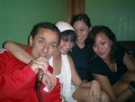 photo of Bobby Dozier with Cebuanas